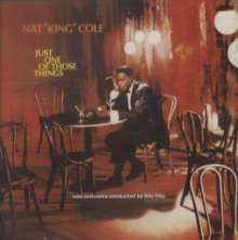 Nat King Cole (1919-1965): Just One Of Those Things, CD