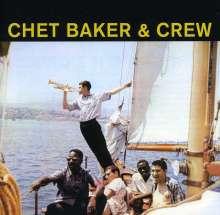 Chet Baker (1929-1988): Chet Baker & Crew: Forum Theatre Los Angeles 1956 + 9 Bonus Tracks, CD