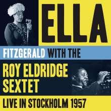 Ella Fitzgerald & Roy Eldridge: Live In Stockholm 1957, CD