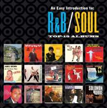 An Easy Introduction To R&B/Soul Top 15 Albums, 8 CDs