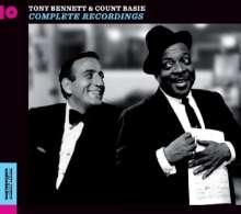 Count Basie & Tony Bennett: Complete Recordings, CD