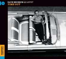 Dave Brubeck (1920-2012): Time Out (Masterwork Singles Edition), CD