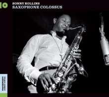 Sonny Rollins (geb. 1930): Saxophone Colossus (Masterwork Singles), CD