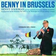 Benny Goodman (1909-1986): Benny In Brussels 1958 + 2 Bonus Tracks, CD