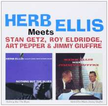 Herb Ellis (1921-2010): Meets Stan Getz, Roy Eldrigde, Art Pepper & Jimmy Giuffre, CD