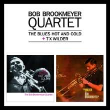 Bob Brookmeyer (1929-2011): The Blues Hot And Cold + 7 x Wilder, CD
