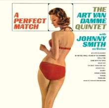 Art Van Damme (1920-2010): A Perfect Match / Martini Time, CD