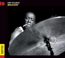 Art Blakey (1919-1990): Moanin' (Masterworks Singles), CD