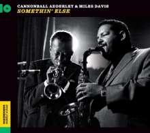 Miles Davis & Cannonball Adderley: Somethin' Else (Masterworks Singles), CD