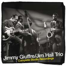 Jimmy Giuffre & Jim Hall: Complete Studio Recordings, 4 CDs
