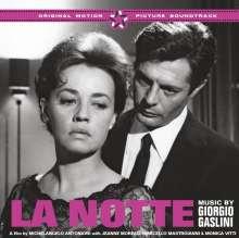 Giorgio Gaslini (1929-2014): Filmmusik: La Notte (Limited Edition), CD