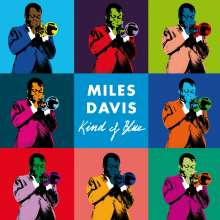Miles Davis (1926-1991): Kind Of Blue (180g) (Limited Edition), LP