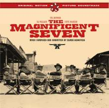 Elmer Bernstein (1922-2004): Filmmusik: The Magnificent Seven + 4, CD