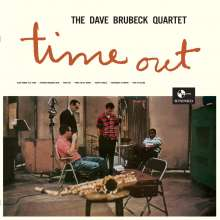Dave Brubeck (1920-2012): Time Out (remastered) (180g) (Limited Edition) +2 Bonus Tracks, LP