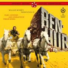 Miklos Rozsa (1907-1995): Filmmusik: Ben-Hur (Limited Edition), 2 CDs