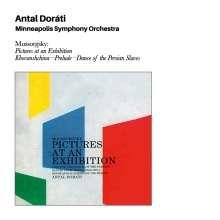 Antal Dorati & das Minneapolis Symphony Orchestra, CD
