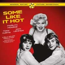 Adolph Deutsch (1897-1980): Filmmusik: Some Like It Hot +Bonus, CD