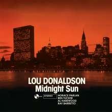 Lou Donaldson (geb. 1926): Midnight Sun (remastered) (180g) (Limited-Edition), LP