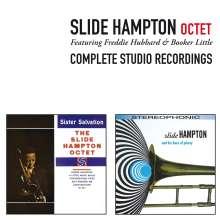 Slide Hampton (geb. 1932): Complete Studio Recordings, 2 CDs