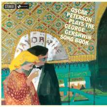 Oscar Peterson (1925-2007): Oscar Peterson Plays The George Gershwin Songbook (remastered) (180g) (Limited Edition) +4 Bonus Tracks, LP