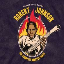Robert Johnson: Genius Of The Blues + The Complete Master Takes (180g) (Limited Edition) +2 Bonus Tracks, 2 LPs