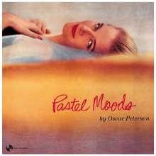 Oscar Peterson (1925-2007): Pastel Moods (remastered) (180g) (Limited Edition) +1 Bonus Track, LP