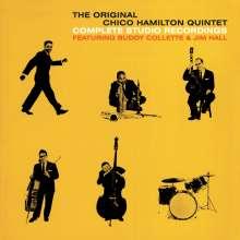 Chico Hamilton (1921-2013): Complete Studio Recordings +5, CD