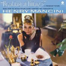 Henry Mancini (1924-1994): Filmmusik: Breakfast At Tiffany's - O.S.T. (180g) (Limited Edition), LP