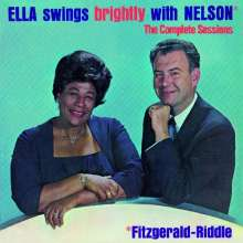 Ella Fitzgerald (1917-1996): Ella Swings Brightly With Nelwon: The Complete Sessions, CD