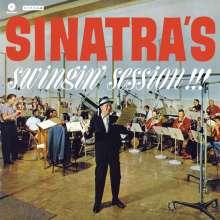 Frank Sinatra (1915-1998): Sinatra's Swingin' Session!!! (remastered) (180g) (Limited Edition), LP