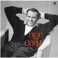 Frank Sinatra (1915-1998): Nice'n'Easy (remastered) (180g) (Limited Edition), LP
