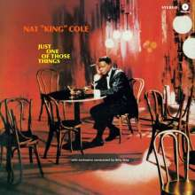 Nat King Cole (1919-1965): Just One Of Those Things (180g) (Limited Edition), LP