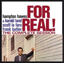Hampton Hawes (1928-1977): For Real! The Complete Recordings, CD