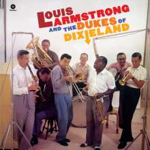 Louis Armstrong (1901-1971): Louis Armstrong And The Dukes Of Dixieland (180g) (Limited-Edition), LP