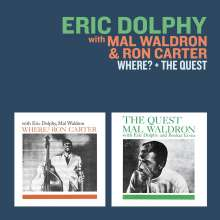 Eric Dolphy (1928-1964): Where? / The Quest, CD