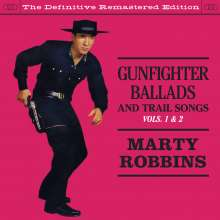 Marty Robbins: Gunfighter Ballads & Trail Songs Vol. 1 & 2, CD