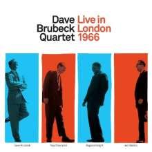 Dave Brubeck (1920-2012): Live In London 1966, CD