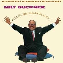 Milt Buckner (1915-1977): Please,Mr.Organ Player & Send Me Softly, CD