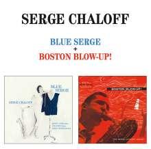 Serge Chaloff (1923-1957): Blue Serge / Boston Blow-Up, CD