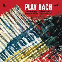 Jacques Loussier (1934-2019): Play Bach Vol. 1 (remastered) (180g) (Limited Edition), LP
