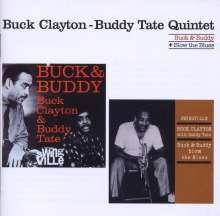 Buck Clayton & Buddy Tate: Buck & Buddy / Blow The Blues, CD