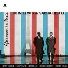 John Lewis & Sacha Distel: Afternoon In Paris (180g) (Limited Edition), LP