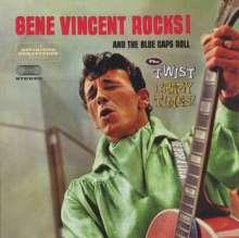 Gene Vincent: Gene Vincents Rocks / Twist Crazy Times, CD