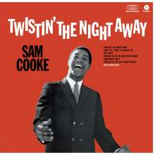 Sam Cooke: Twistin' The Night Away (180g) (Limited Edition) (+ 4 Bonustracks), LP