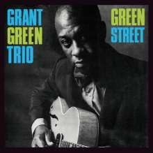 Grant Green (1931-1979): Green Street, CD