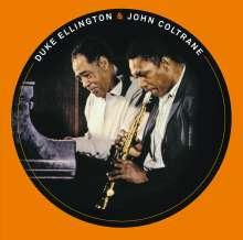 Duke Ellington & John Coltrane: Duke Ellington & John Coltrane + 4, CD