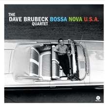 Dave Brubeck (1920-2012): Bossa Nova U.S.A. (180g) (Limited-Edition), LP