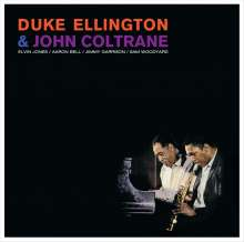 Duke Ellington & John Coltrane: Duke Ellington & John Coltrane (remastered) (180g) (Limited Edition) (+ 1 Bonustrack), LP
