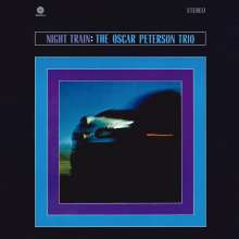 Oscar Peterson (1925-2007): Night Train (180g) (Limited-Edition), LP