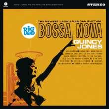 Quincy Jones (geb. 1933): Big Band Bossa Nova (+ 1 Bonustrack) (180g) (Limited Edition), LP
